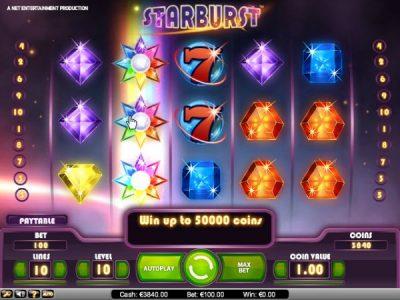 starburst-fruit-machine-screenshot