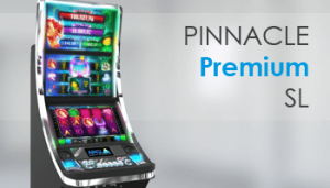 Pinnacle-Premium-SL fruit machine bij The Apex