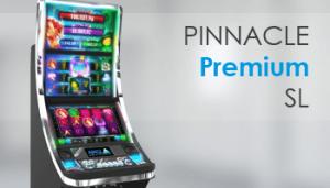 Pinnacle-Premium-SL fruit machine bij The Apex